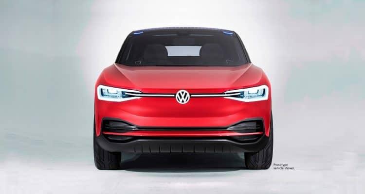 2021 Volkswagen ID Crozz Prototype