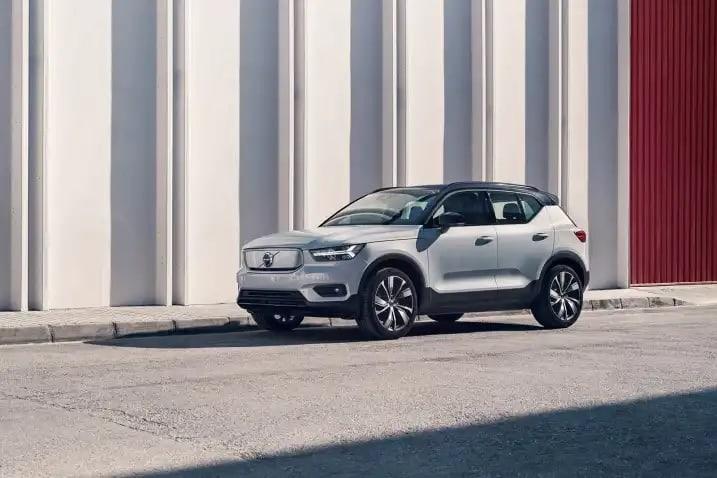 2021 Volvo XC40 Recharge Side