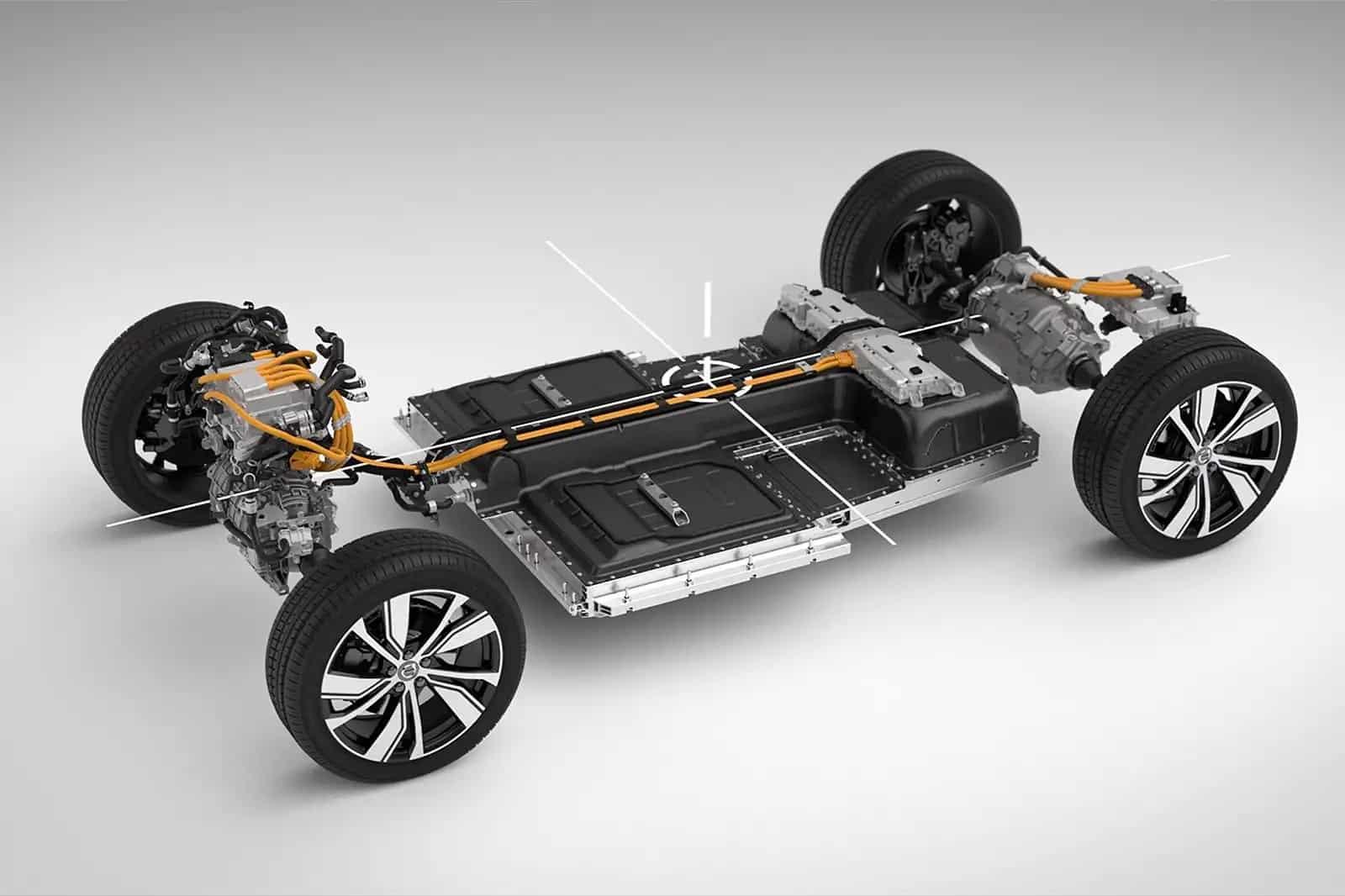 Compact Modular Architecture Volvo