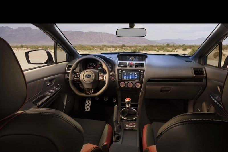 Subaru Hatch Interior