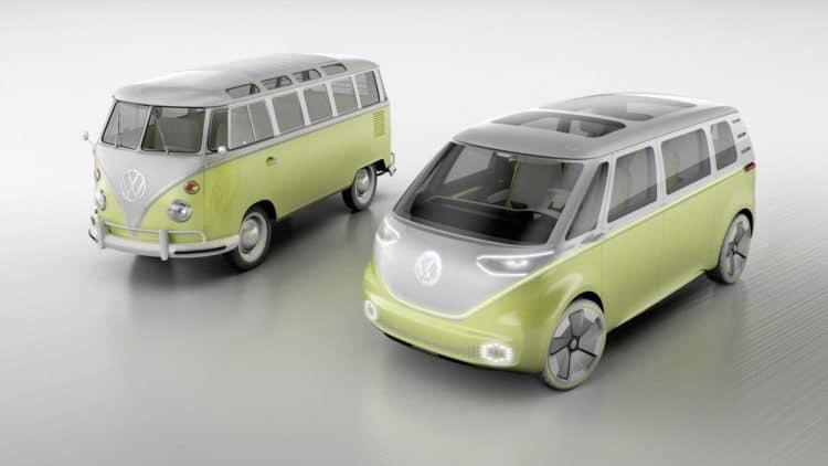 VW ID Buzz Concept Microbus