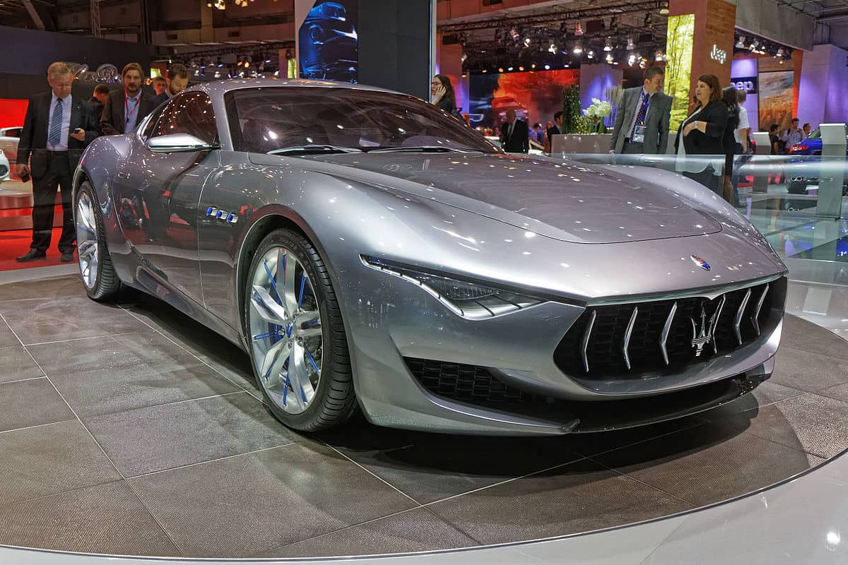 2021 Maserati Alfieri