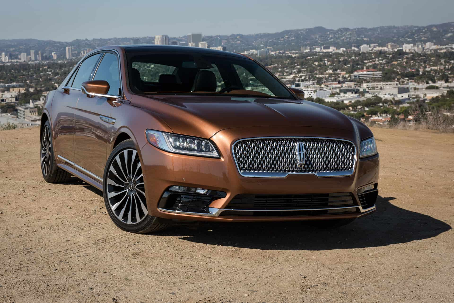 2021 Lincoln Town Car New Concept
