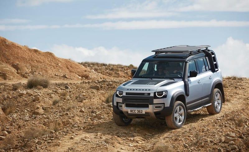 2020 Land Rover Defender Off-Road