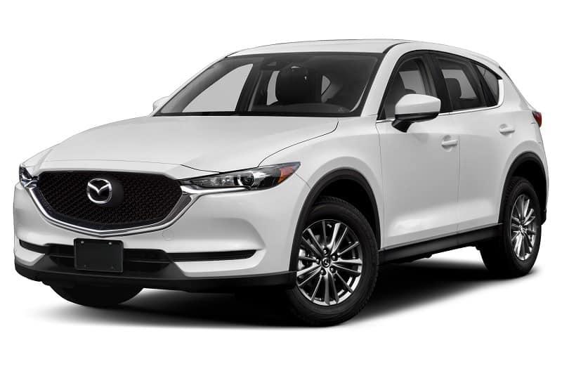 2020 Mazda CX-5 In White