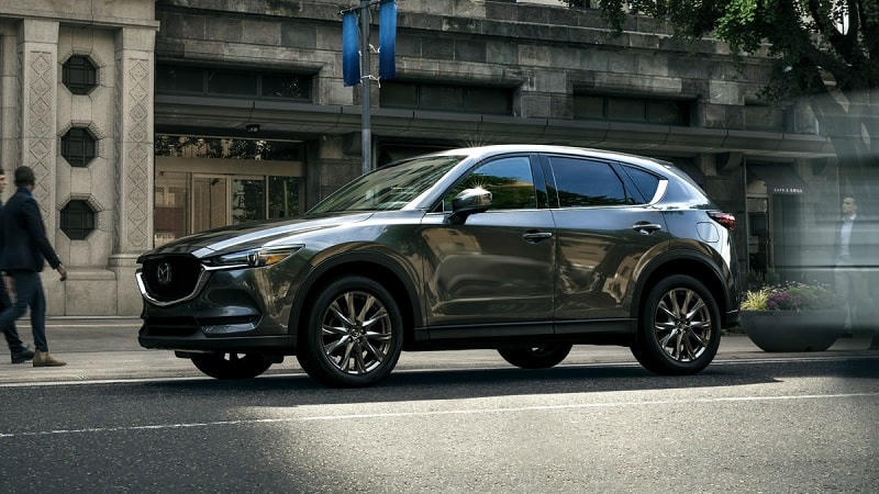 2020 Mazda CX-5 Parked Side View