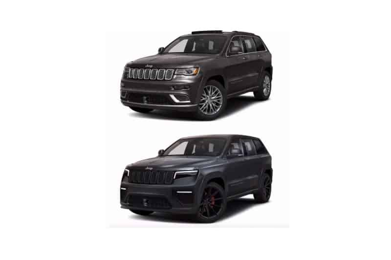 2021 Jeep Wagoneer and Grand Wagoneer Rendering