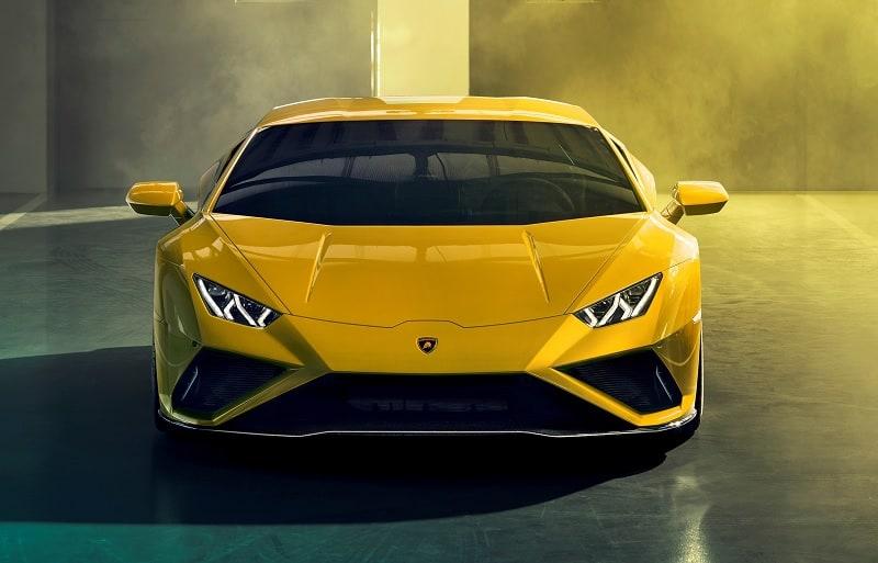 2021 Lamborghini Huracan EVO RWD Front