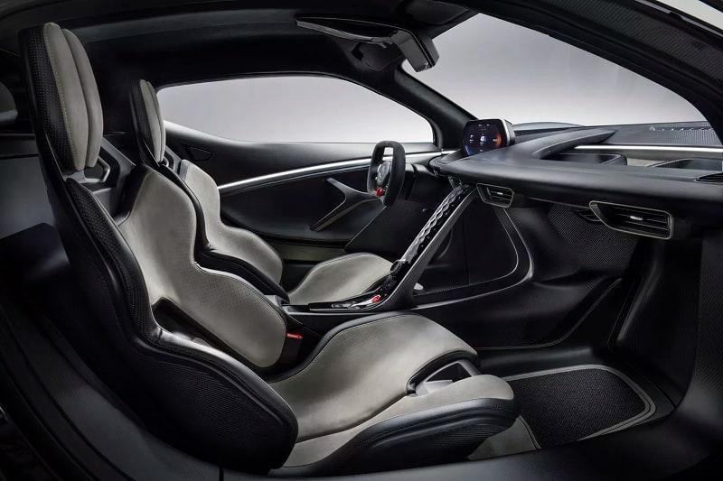 2021 Lotus Evija Interior