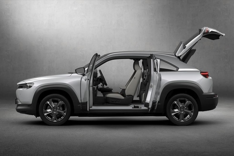 2021 Mazda MX-30 Doors