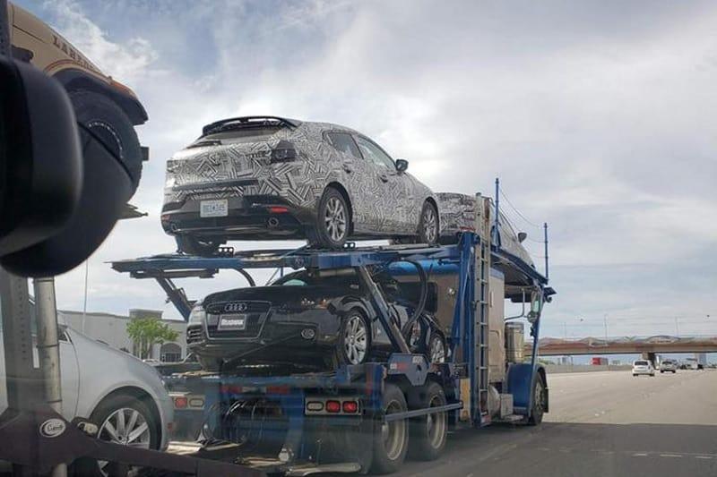2021 Mazda Speed3 Hot Hatch Spy Shot