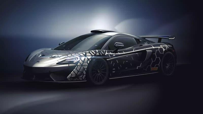 2021 McLaren 620R Concept