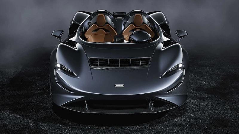 2021 McLaren Elva Front