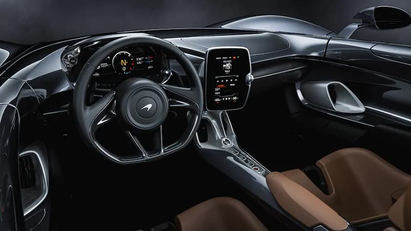 2021 McLaren Elva Interior