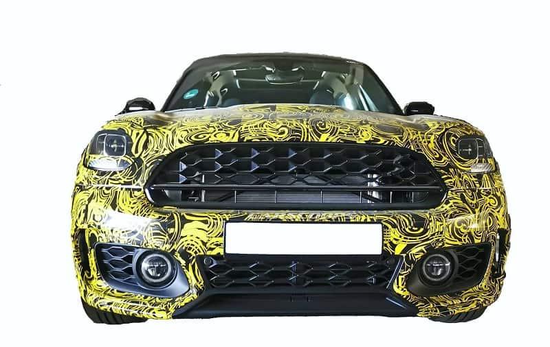 2021 Mini Cooper SE Front End