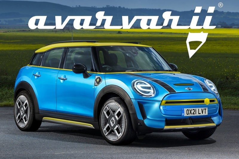 2021 Mini SUV Rendering Front