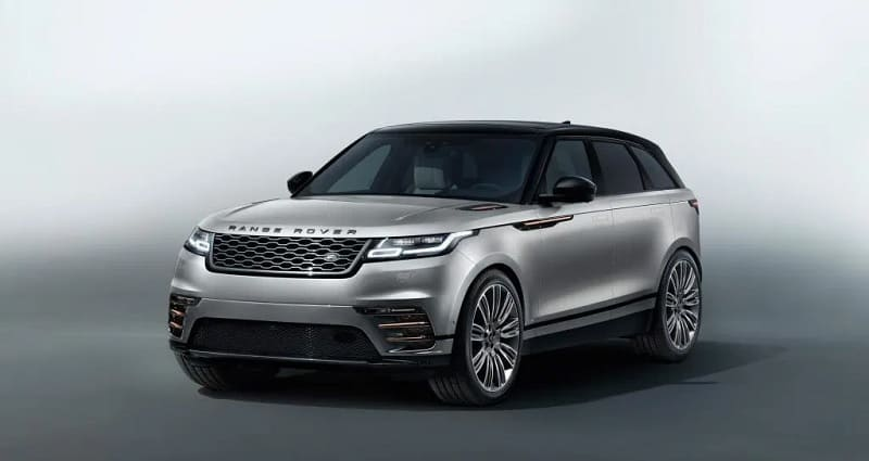 2021 Range Rover Crossover Concept