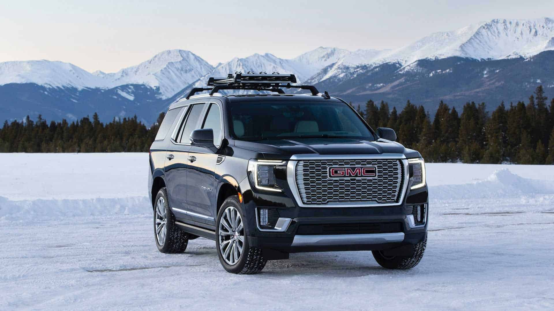 GMC Shows Off Their 2021 models