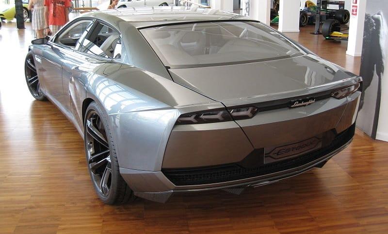 Lamborghini Estoque Concept Rear