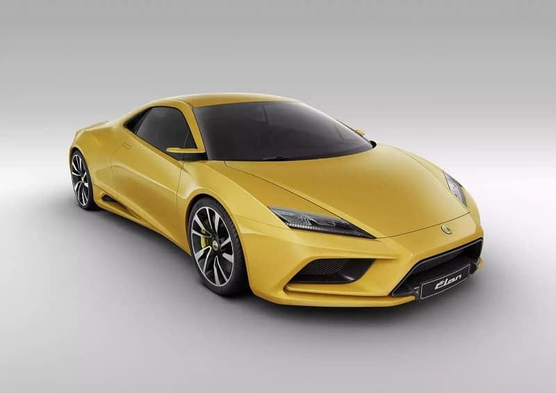 Lotus Elan Concept Car