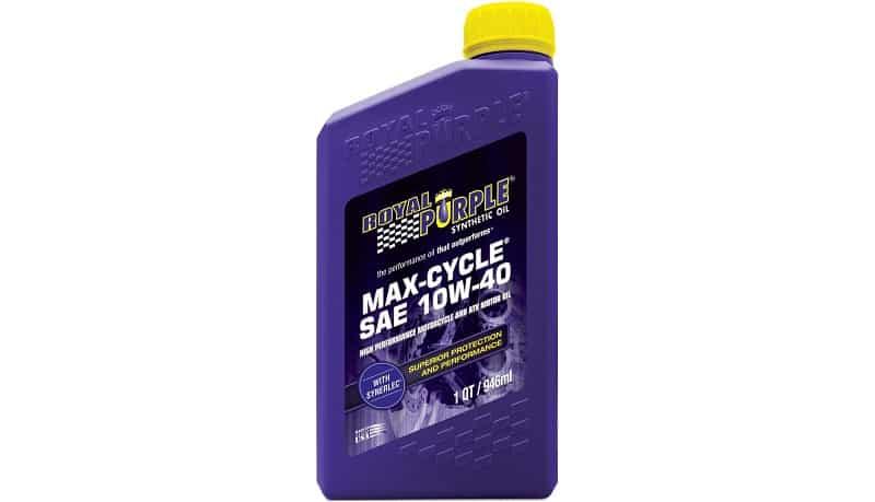 Royal Purple ROY01315 Max Cycle 10W40 Oil