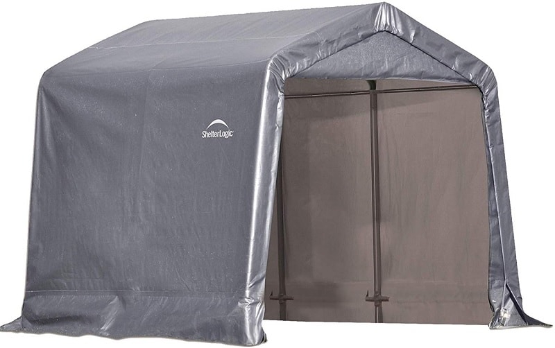 Shelter Logic Shed-In-A-Box