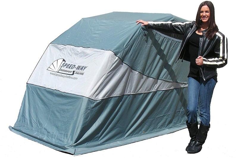 Speed-Way MTS Sport Shelter