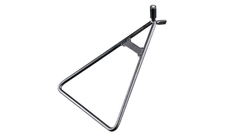 Triangle Motorcycle Stand