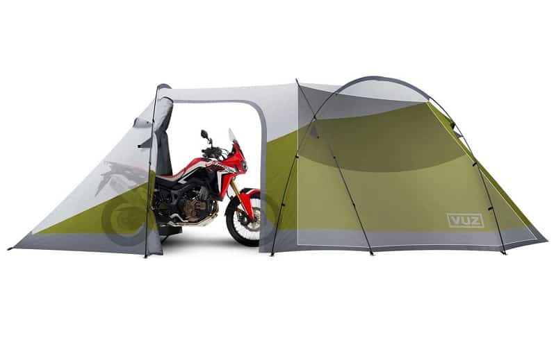 VUZ Moto 3 Person Motorcycle Tent