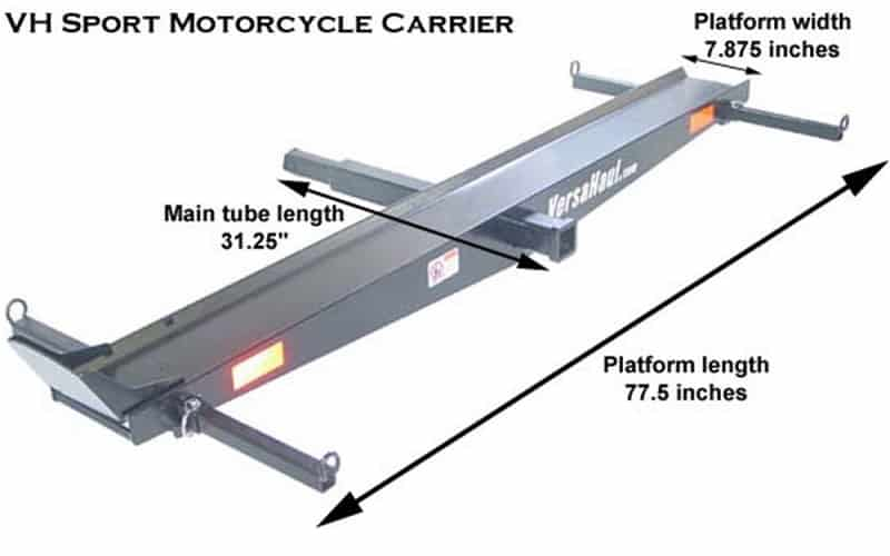 Versa Haul VH-SPORTRO Sport Bike Carrier