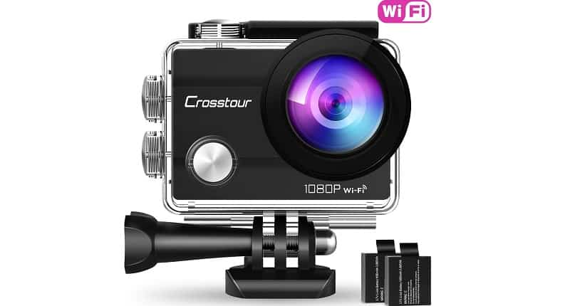 Crosstour Wifi Action Camera