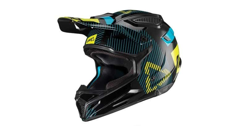 Leatt GPX 4.5 V19.2 Youth Off-Road Motorcycle Helmet