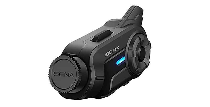 Sena 10C Pro Camera With Bluetooth