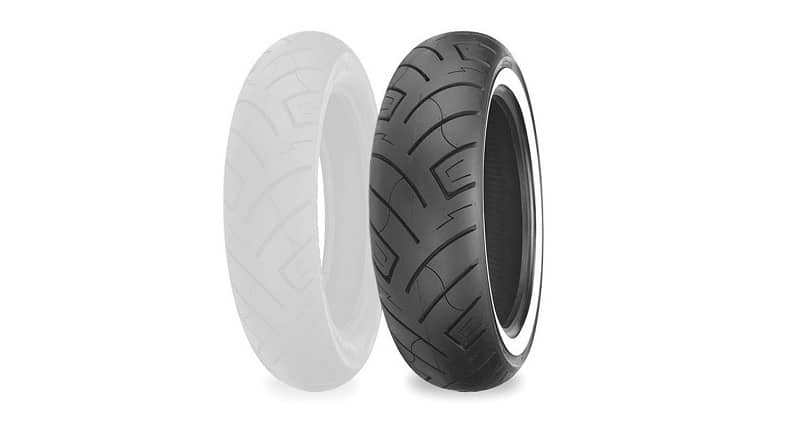 Shinko 777 White Wall Cruisers
