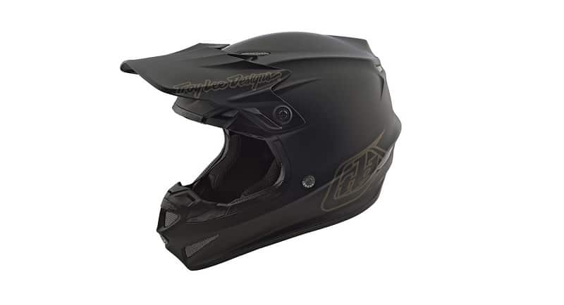 Troy Lee Designs Youth SE4 Polyacrylite Helmet