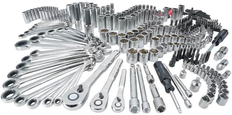 CRAFTSMAN Mechanics Tool Set – 298 Pc.