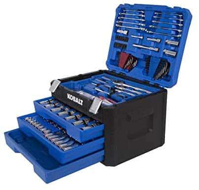 Kobalt 227-Piece Mechanic's Tool Set