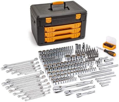 GEARWRENCH 243 Pc. Mechanics Tool Set
