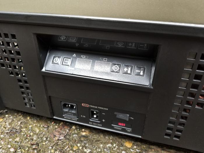 ARB ZERO Control Panel