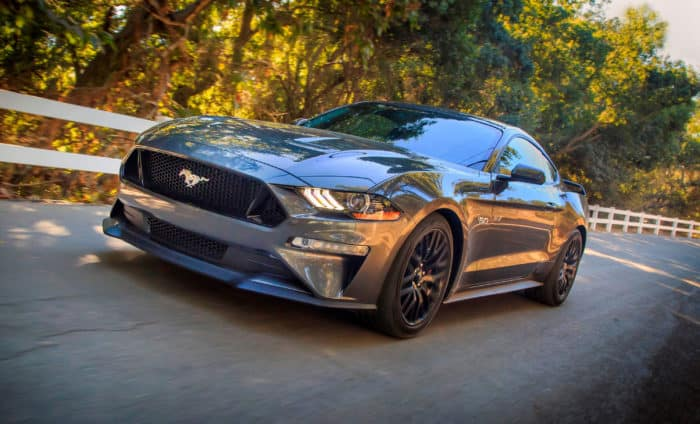 2020 manual transmission cars Ford Mustang