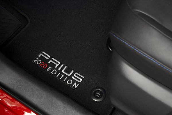 Prius 2020 Edition floor mats