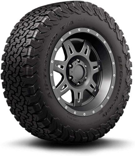 BFGoodrich All-Terrain KO2 Tires off-road upgrades
