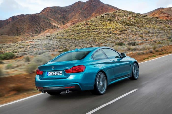 awd manual cars 2020 BMW 440i with xDrive