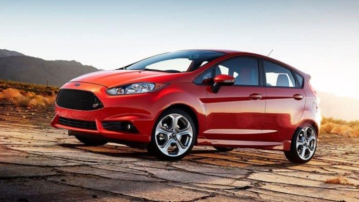 Ford Fiesta ST хот-хэтч