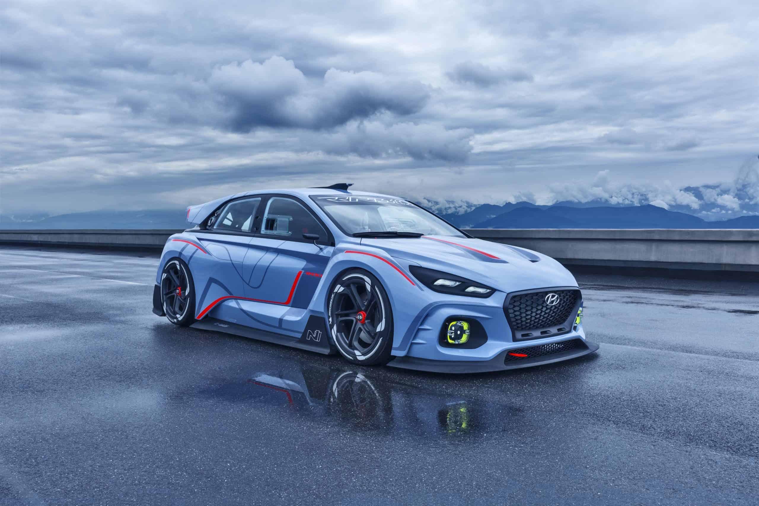 Hyundai RN 30 Racing Concept