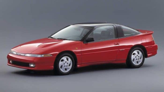 Mitsubishi Eclipse GSX хэтчбек