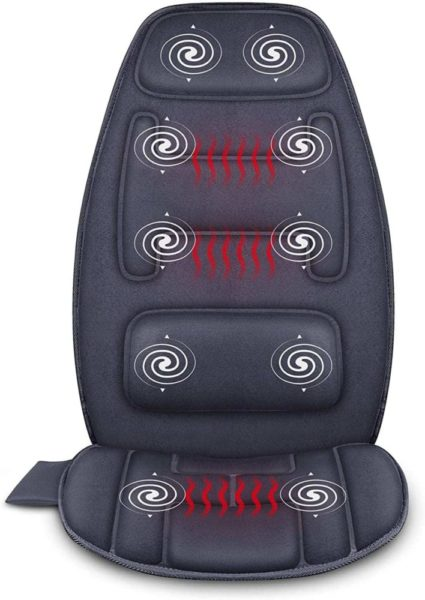 Snailax Massage Seat Cushion with Heat