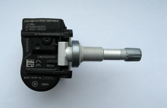 Acura TPMS wheel sensor