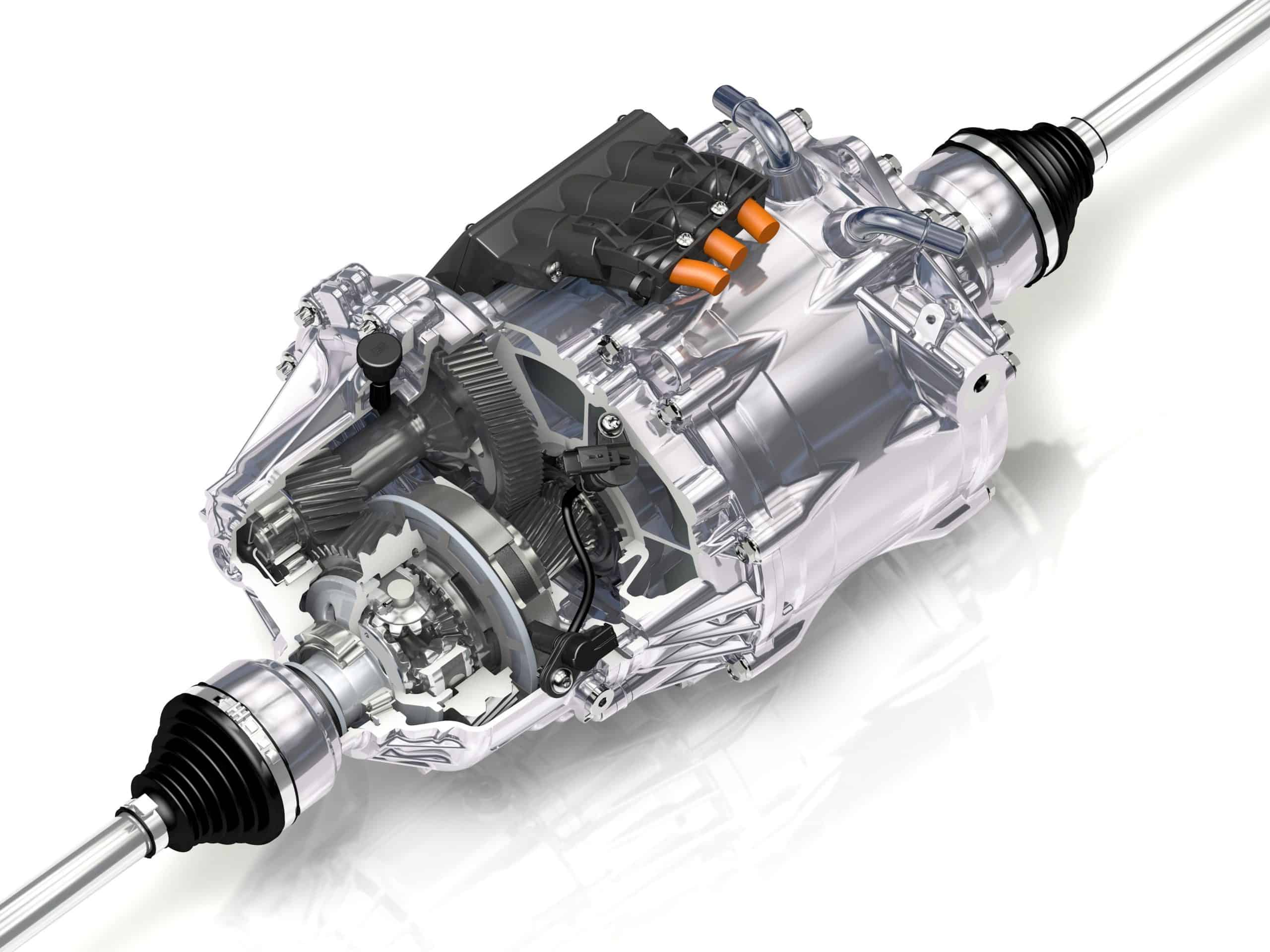 Volvo ERAD Rear Axle