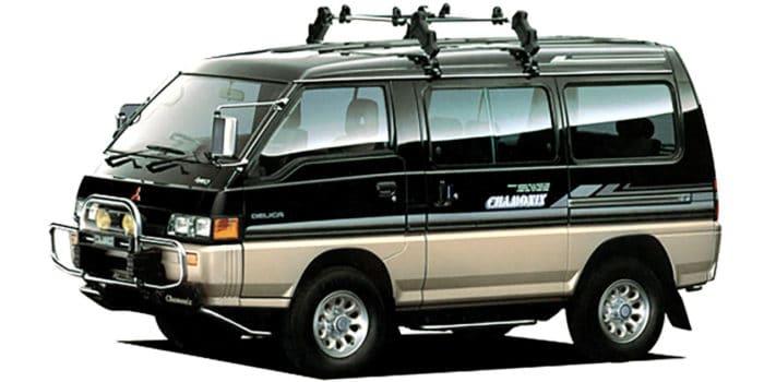 Delica Star Wagon Chamonix